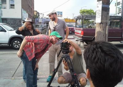 filming distancia outdoors 3