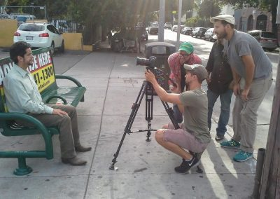 filming distancia outdoors 4